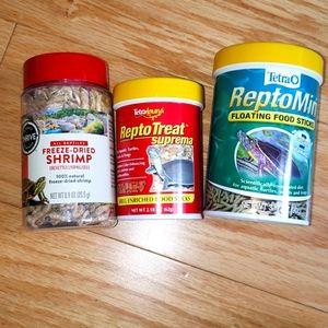 Reptiles  food